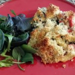 Tarragon Chicken Pasta Bake