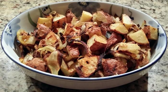 Best Healthy Roasted Potatoes