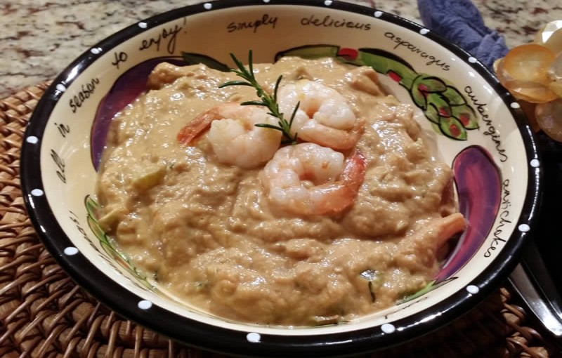Southern Seafood Creole