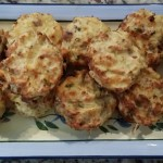 Savoury Mashed Potato Cakes
