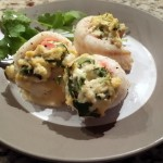 Fish and Ciliegine Roll Ups