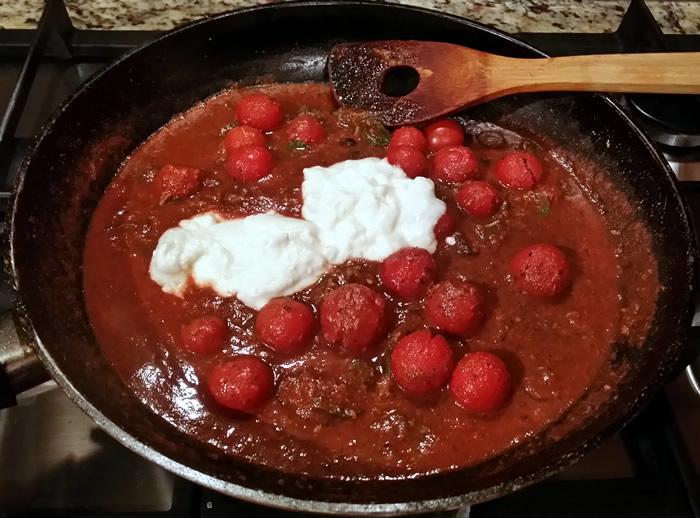Mediterranean Baked Lamb Chops