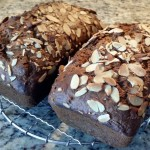 Almond, Banana and Carrot Bread