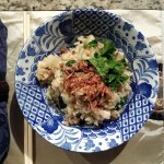 Thai Chicken and Jerusalem Artichoke Risotto